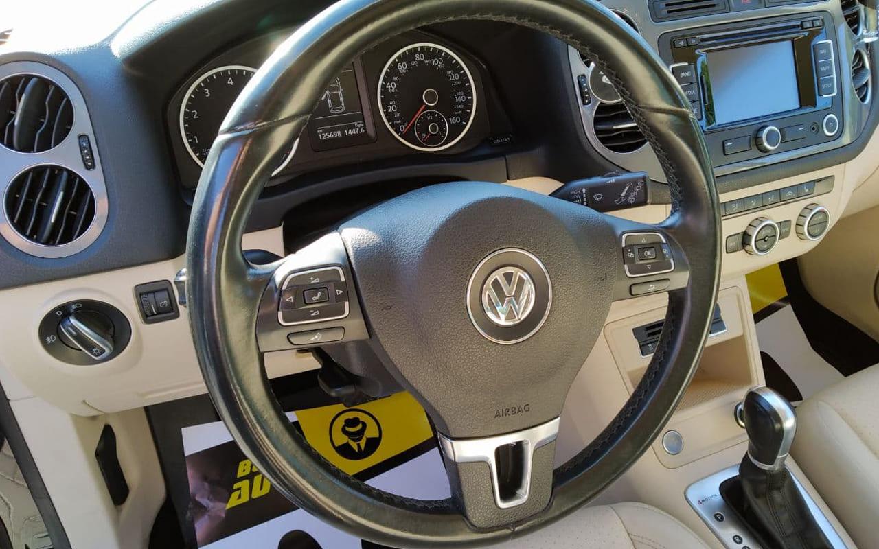 Volkswagen Tiguan 2014 фото №18