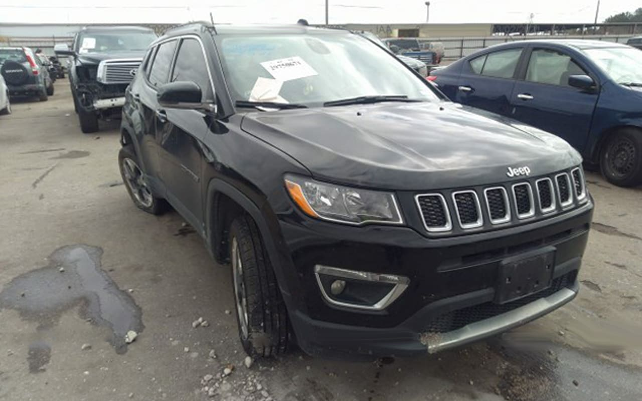 Jeep Compass Limited 2019 фото №5