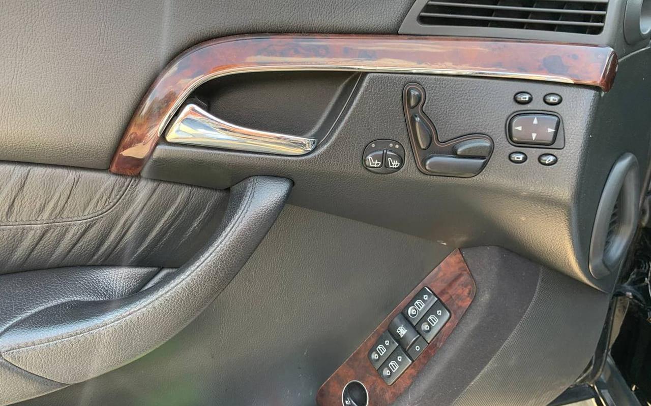 Mercedes-Benz S 350 2003 фото №18