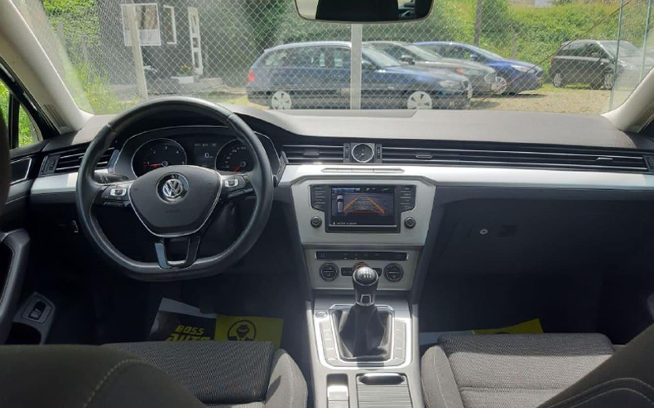 Volkswagen Passat 2015 фото №8