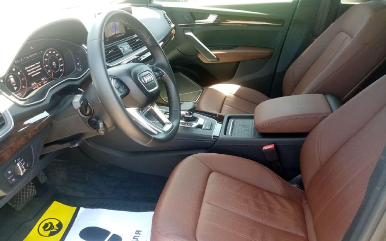 Audi Q5 Premium Plus 2020 фото №8