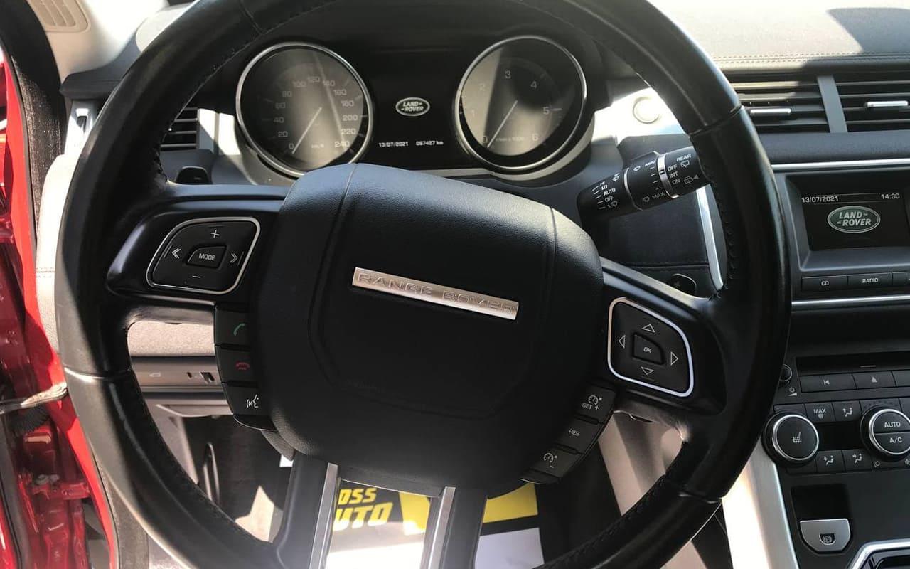 Land Rover Range Rover Evoque 2014 фото №12