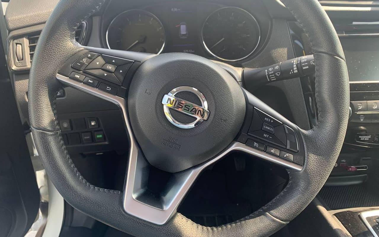 Nissan Rogue 2019 фото №14
