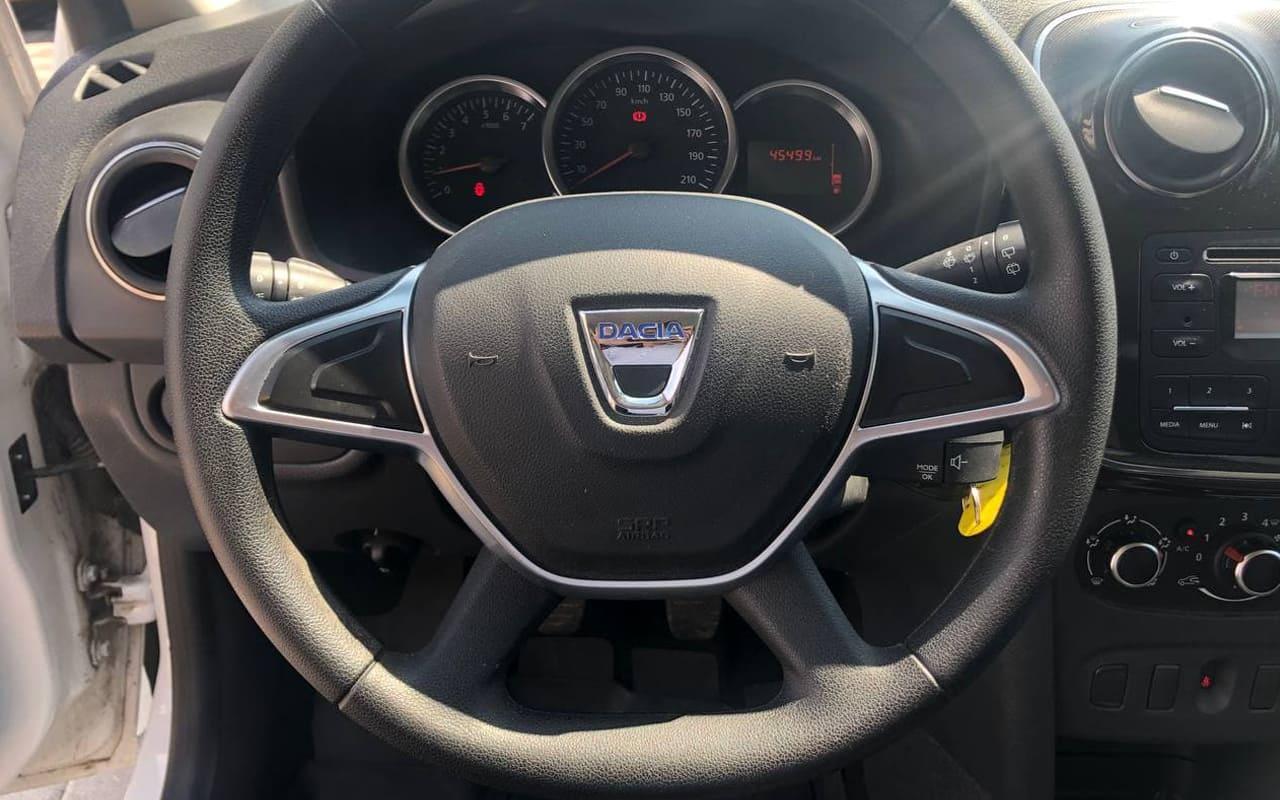Dacia Sandero 2017 фото №11