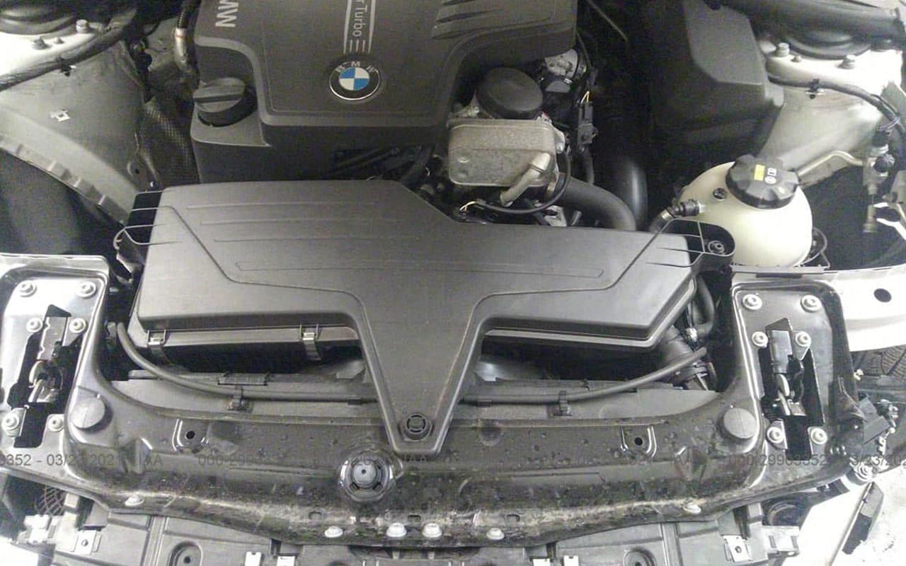 BMW 320 2016 фото №9