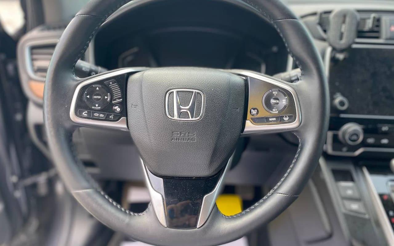 Honda CR-V 2017 фото №12