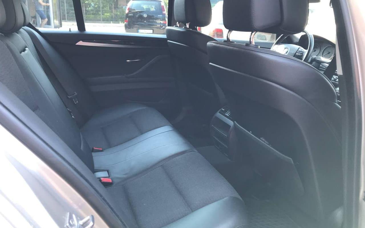 BMW 520 2010 фото №15