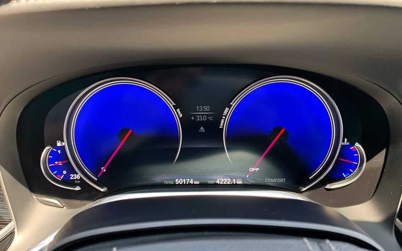 BMW 750 i 2016 фото №18