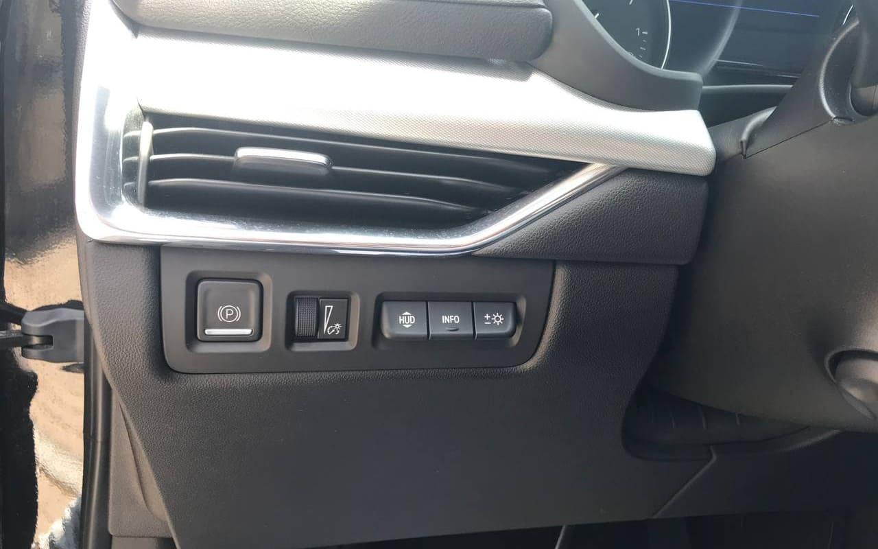 Cadillac xt4 Premium Luxury 2019 фото №16