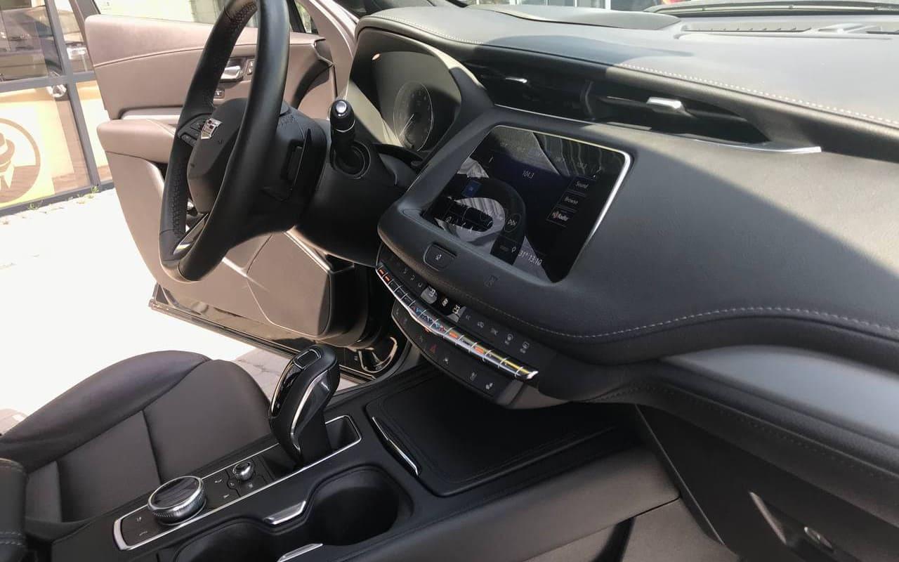 Cadillac xt4 Premium Luxury 2019 фото №17