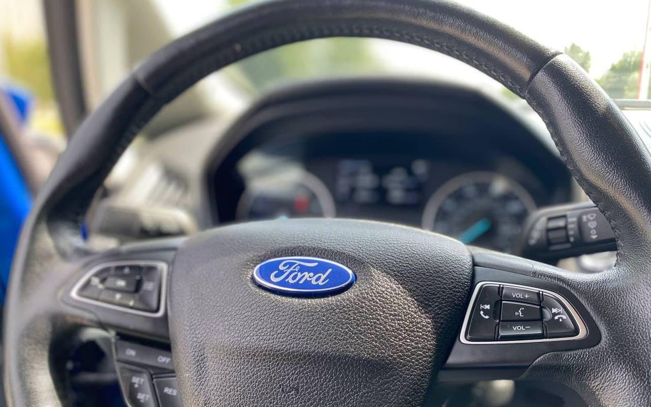Ford EcoSport Titanium 2018 фото №15