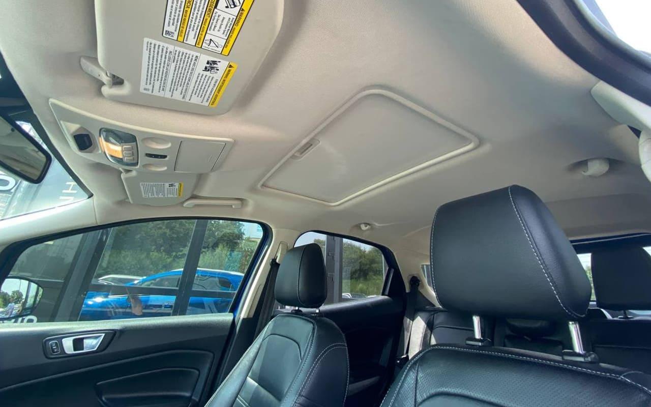 Ford EcoSport Titanium 2018 фото №18