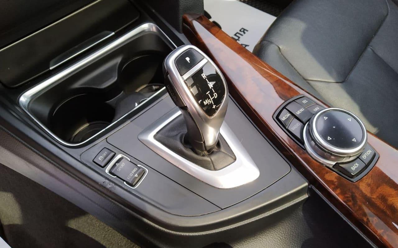 BMW 328 Xigt 2014 фото №16