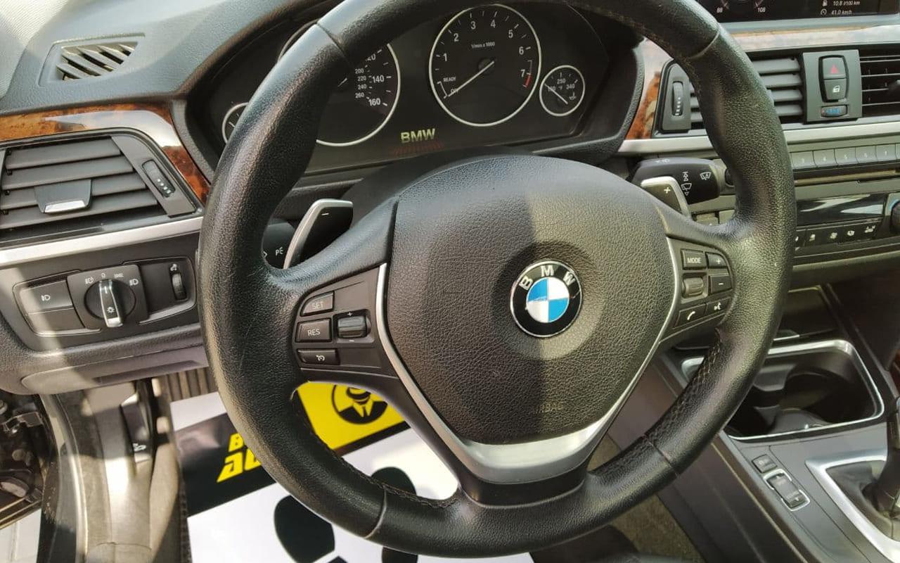 BMW 328 Xigt 2014 фото №17