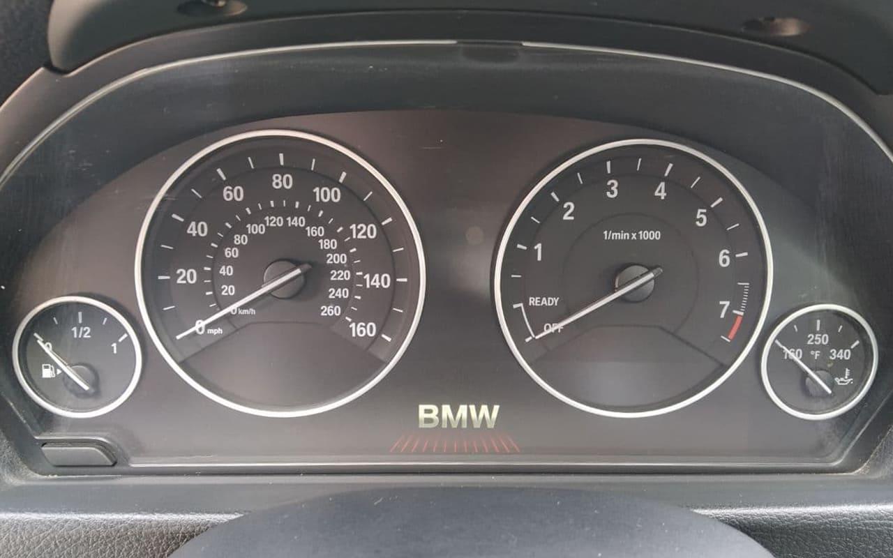 BMW 328 Xigt 2014 фото №18
