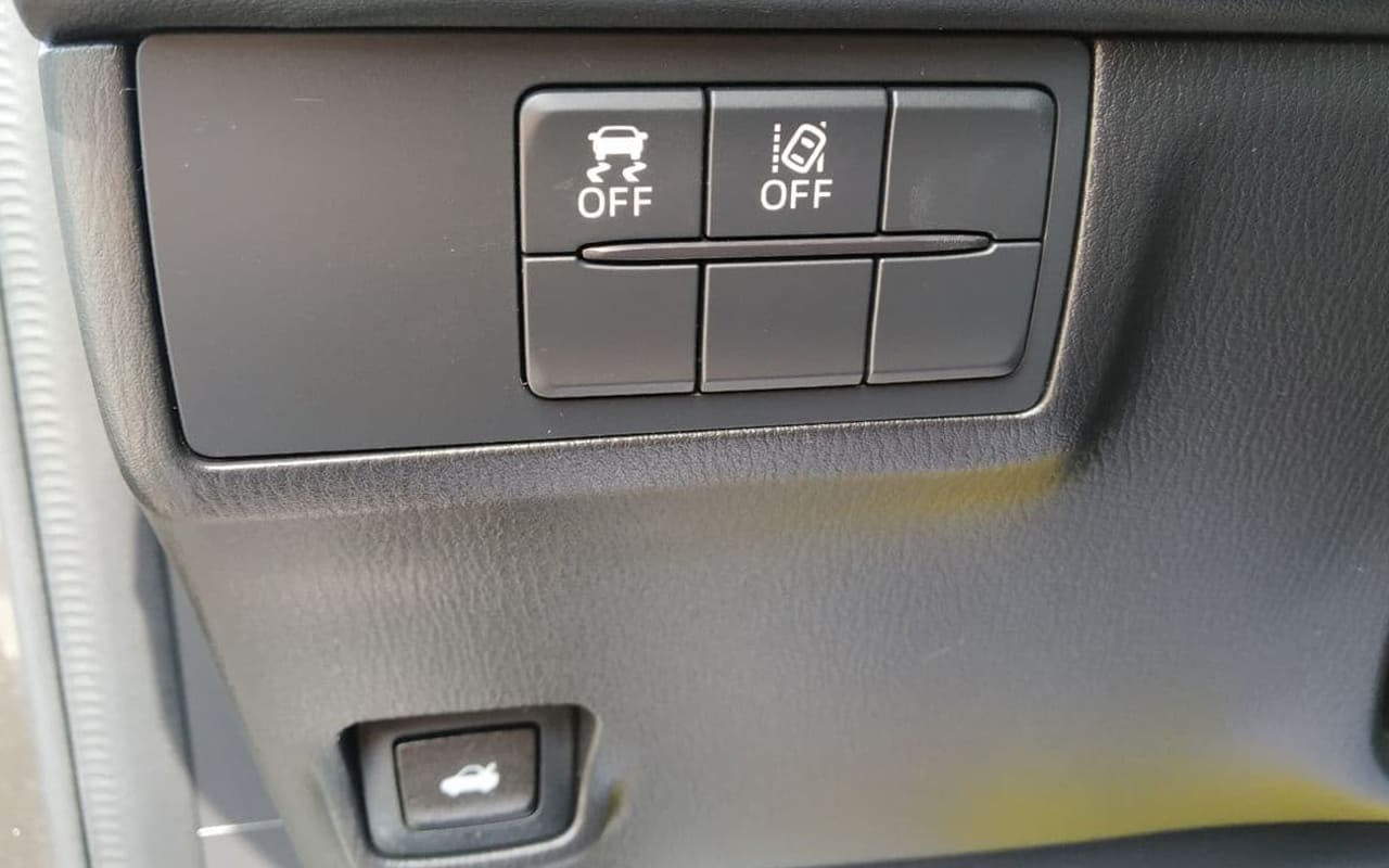 Mazda 6 Touring 2018 фото №20