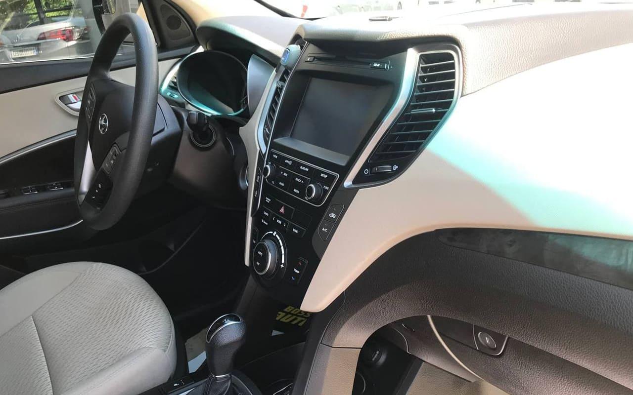 Hyundai Santa FE Sport 2018 фото №18