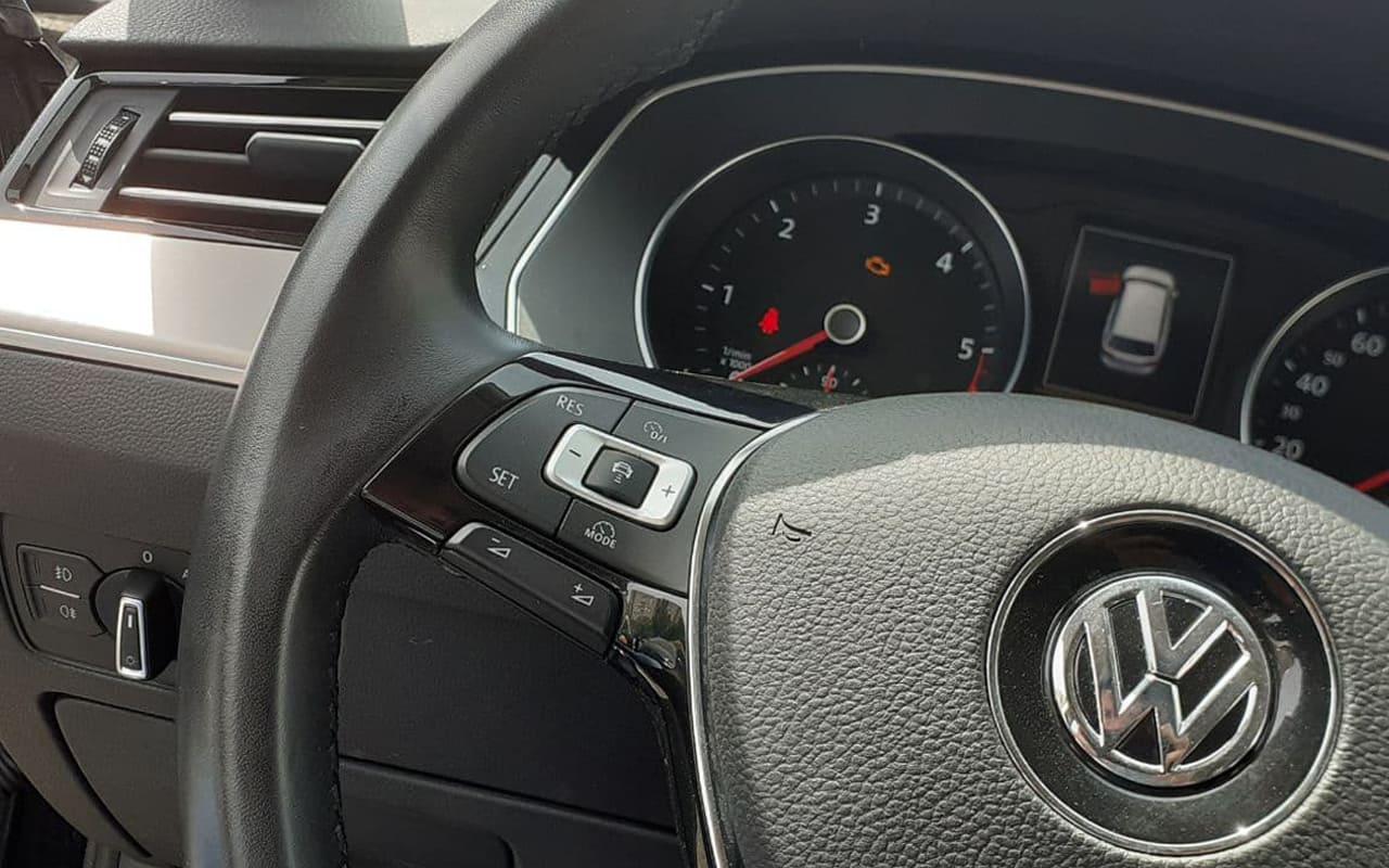 Volkswagen Passat B8 2016 фото №18