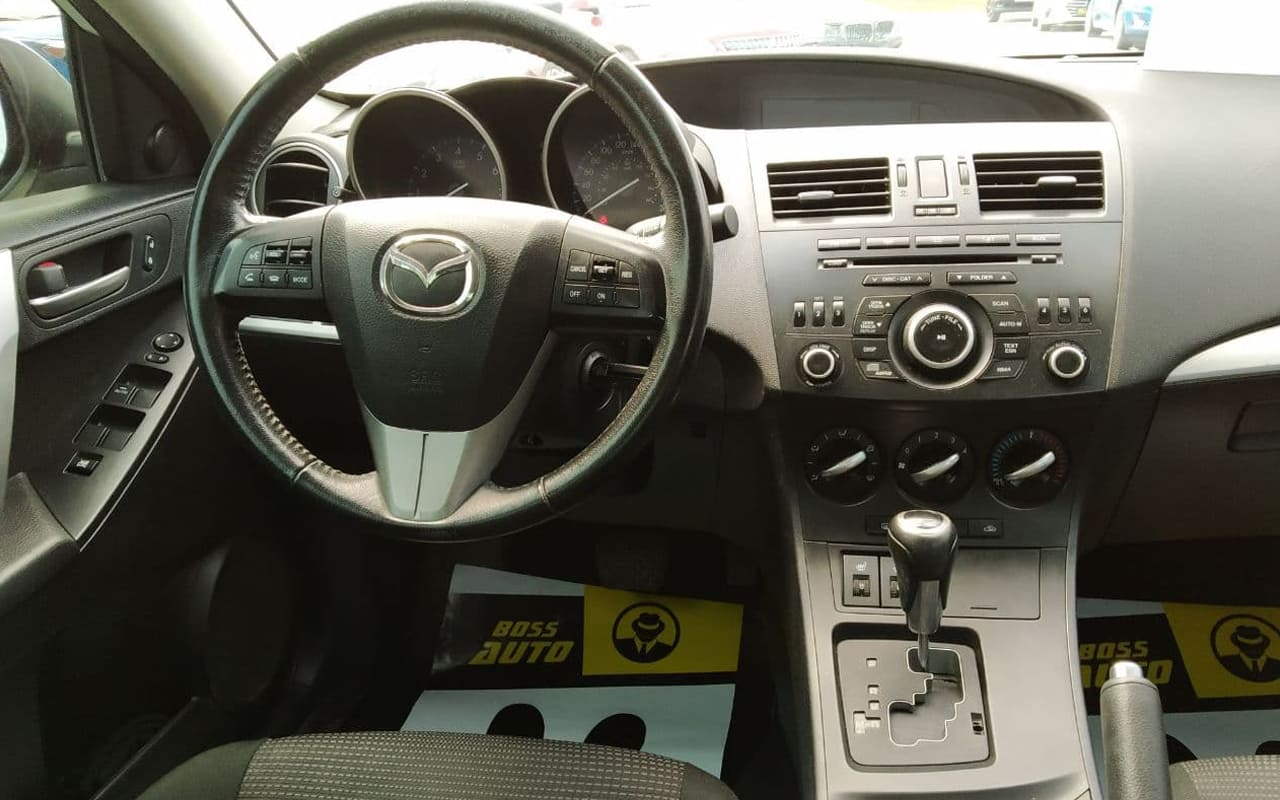 Mazda 3 2012 фото №16