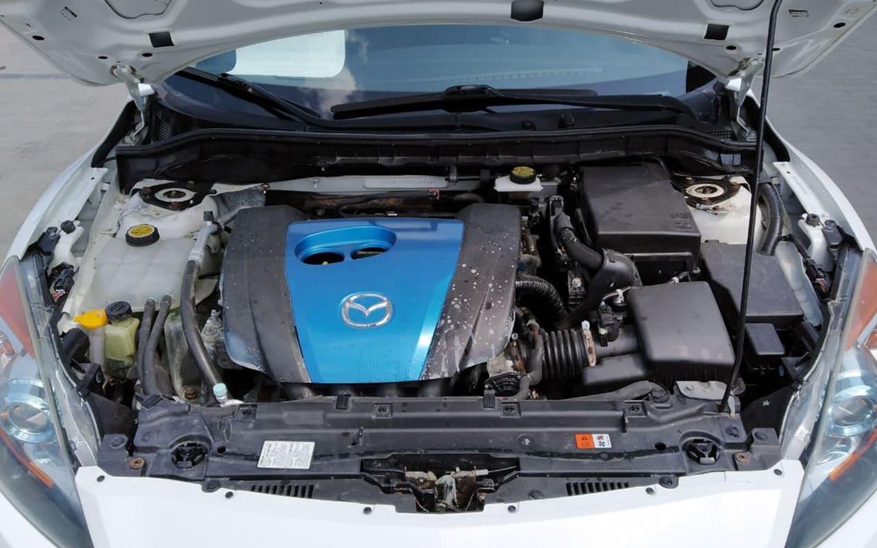 Mazda 3 2012 фото №19