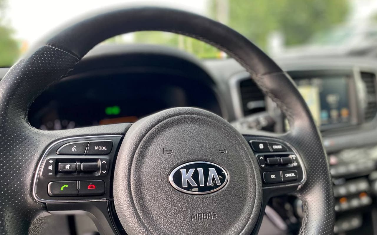 Kia Sportage Sx 2017 фото №18