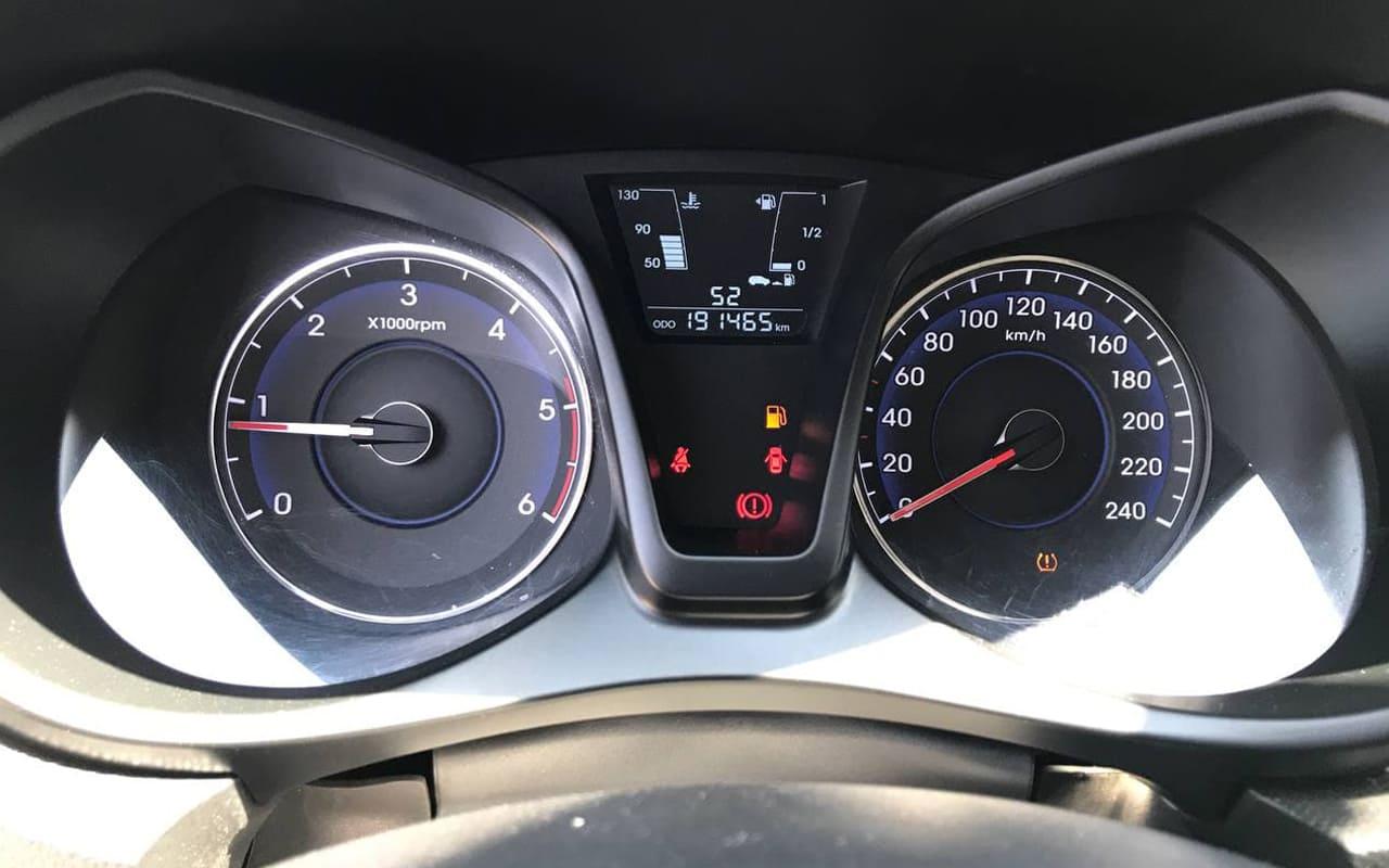 Hyundai IX20 2013 фото №14
