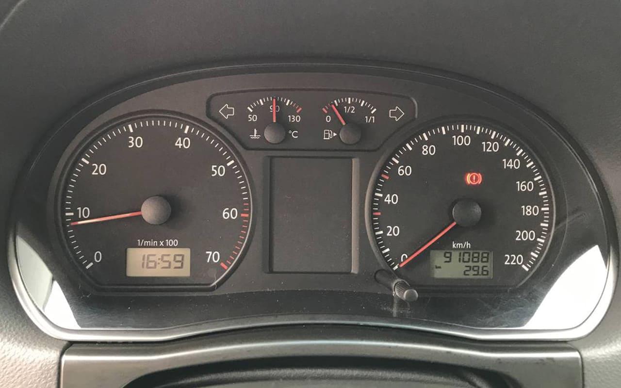 Volkswagen Polo 2008 фото №16