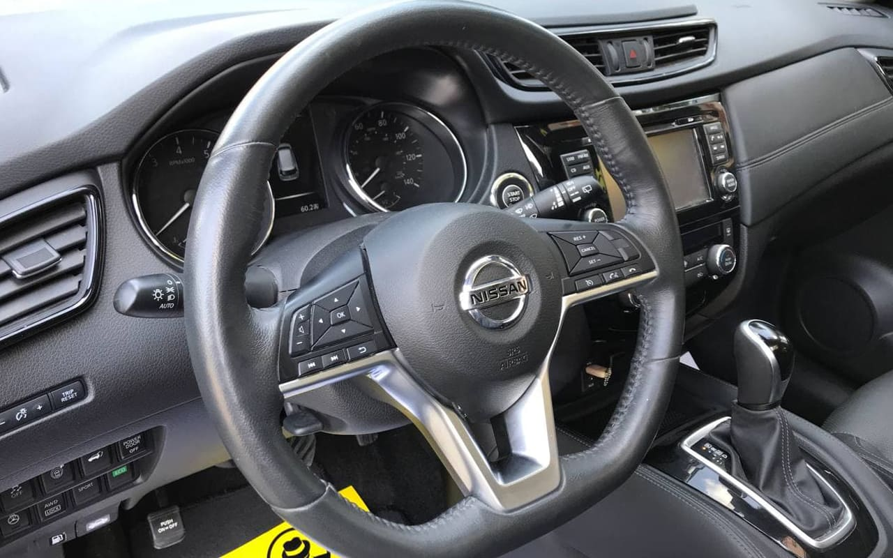 Nissan Rogue 2016 фото №18