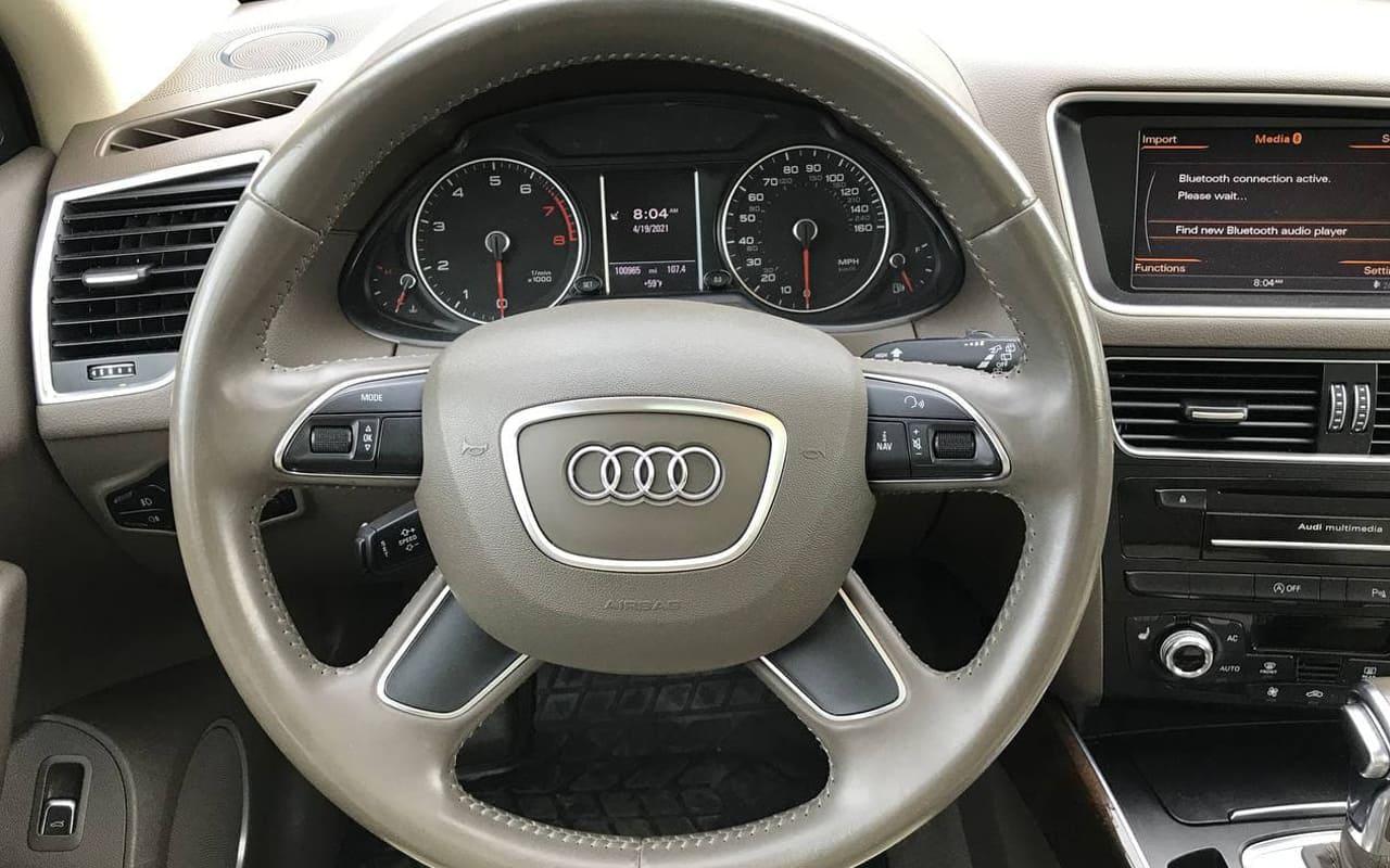 Audi Q5 Premium Plus 2013 фото №18