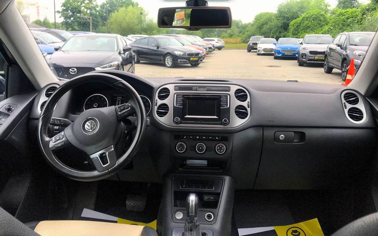 Volkswagen Tiguan S 2016 фото №9