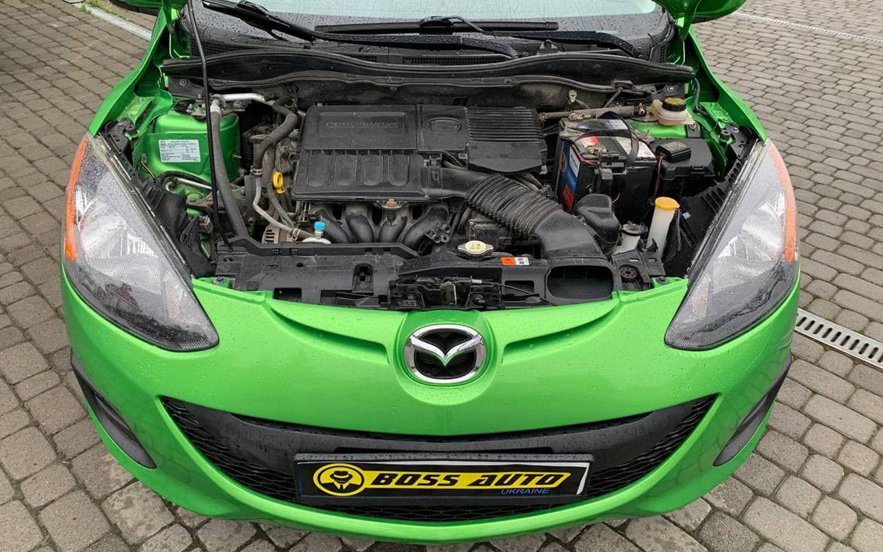 Mazda 2 2011 фото №20