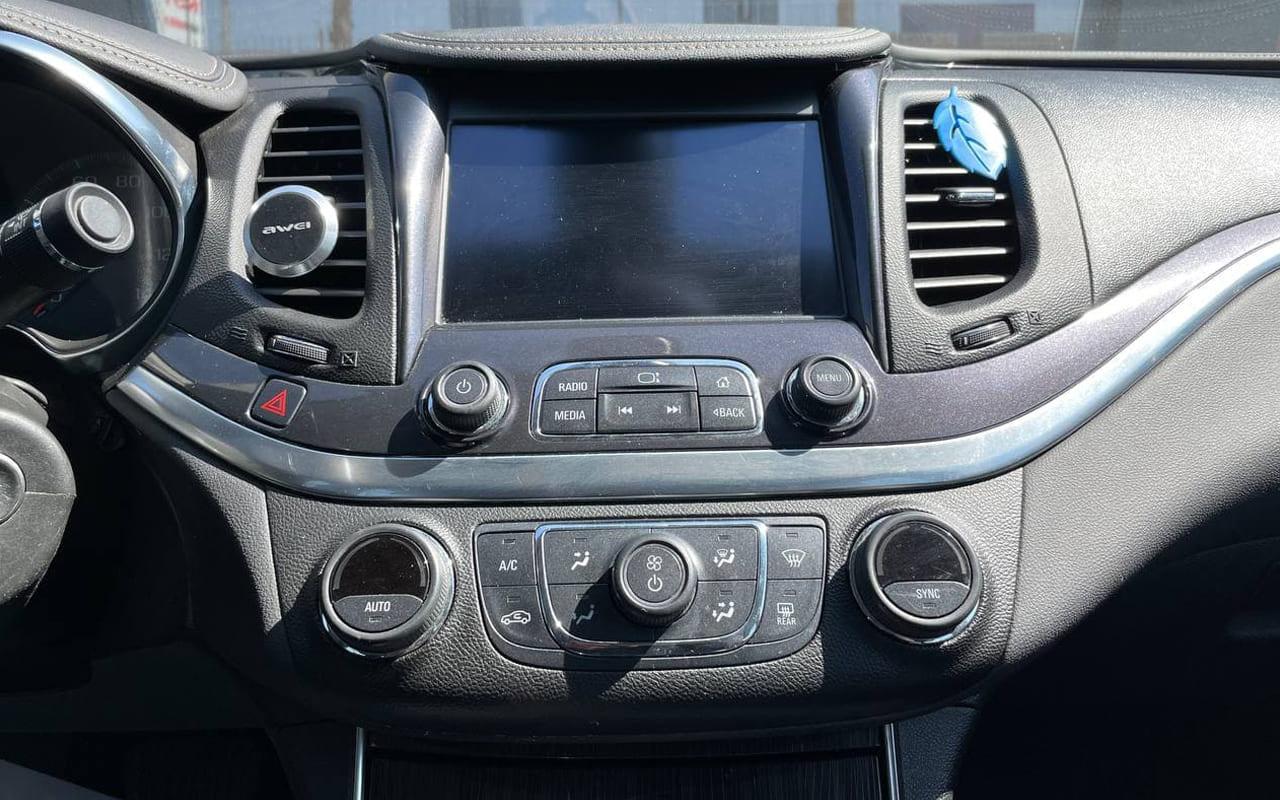 Chevrolet Impala Lt 2016 фото №13