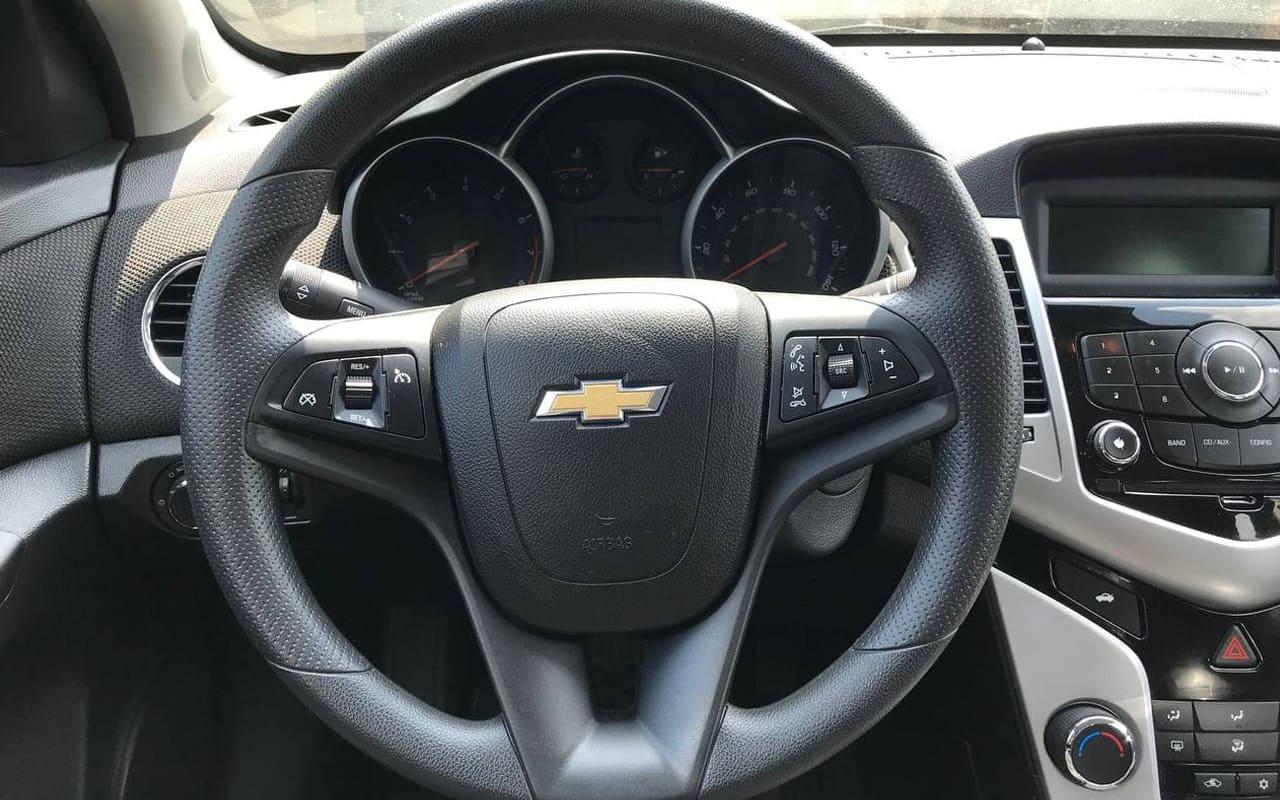 Chevrolet Cruze Limited Lt 2016 фото №13