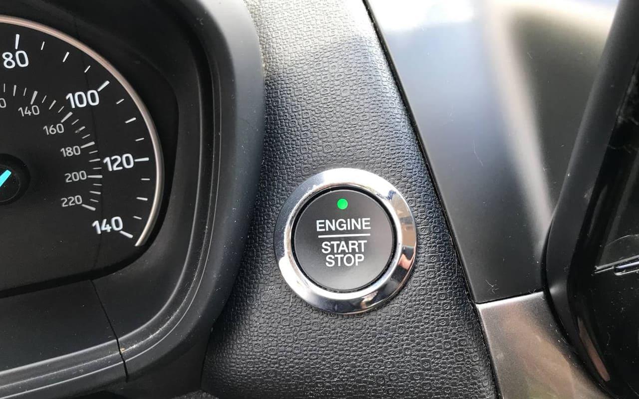 Ford EcoSport Se 2018 фото №17