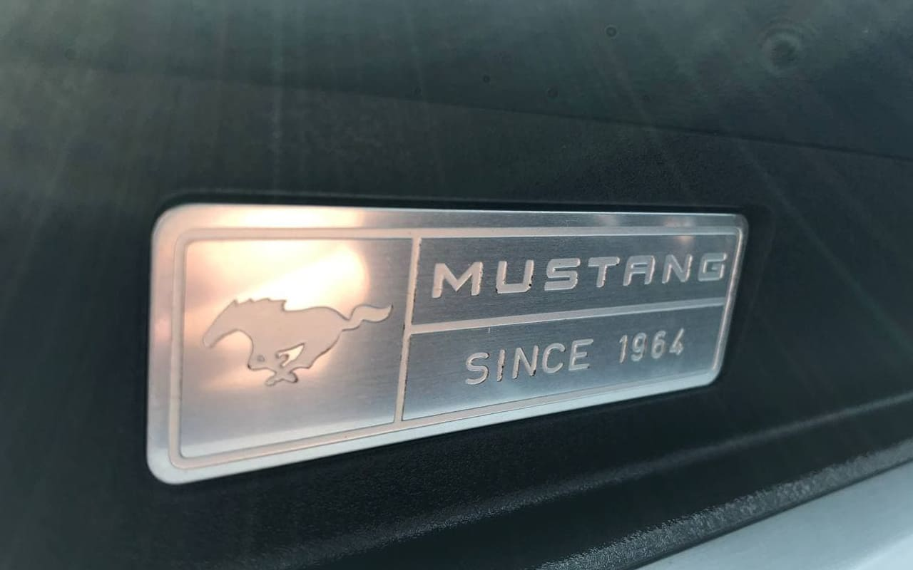 Ford Mustang 2016 фото №19