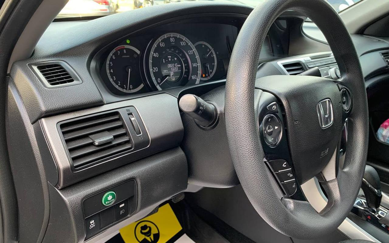 Honda Accord 2014 фото №18