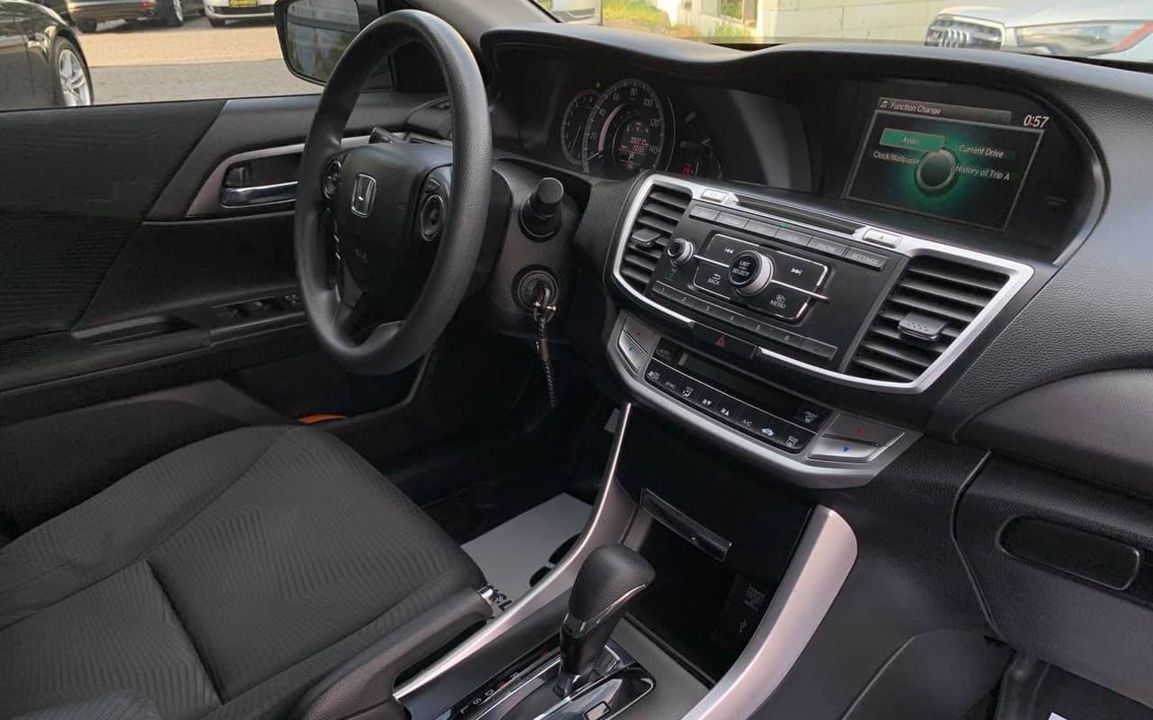 Honda Accord 2014 фото №19
