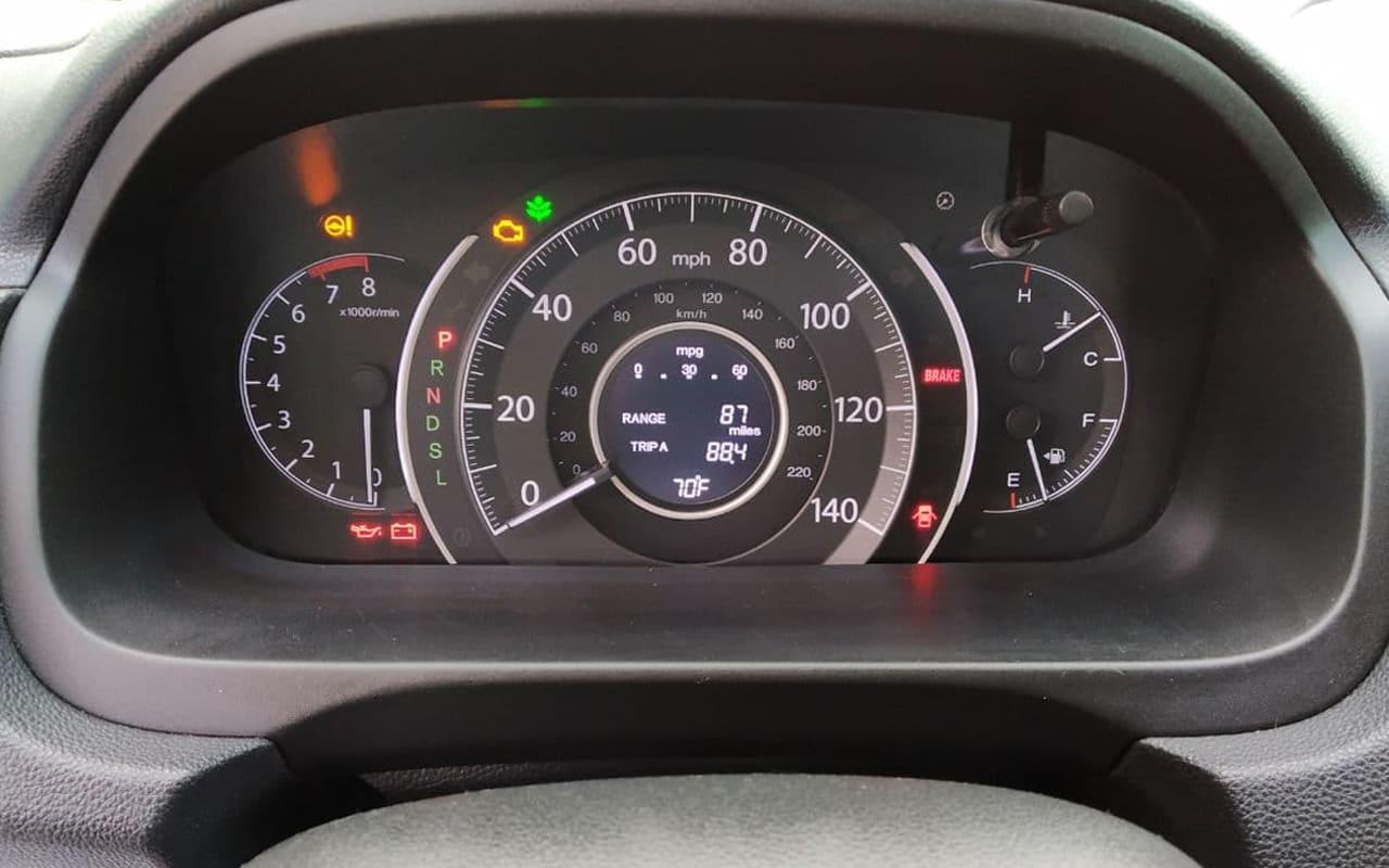 Honda CR-V Lx 2015 фото №17