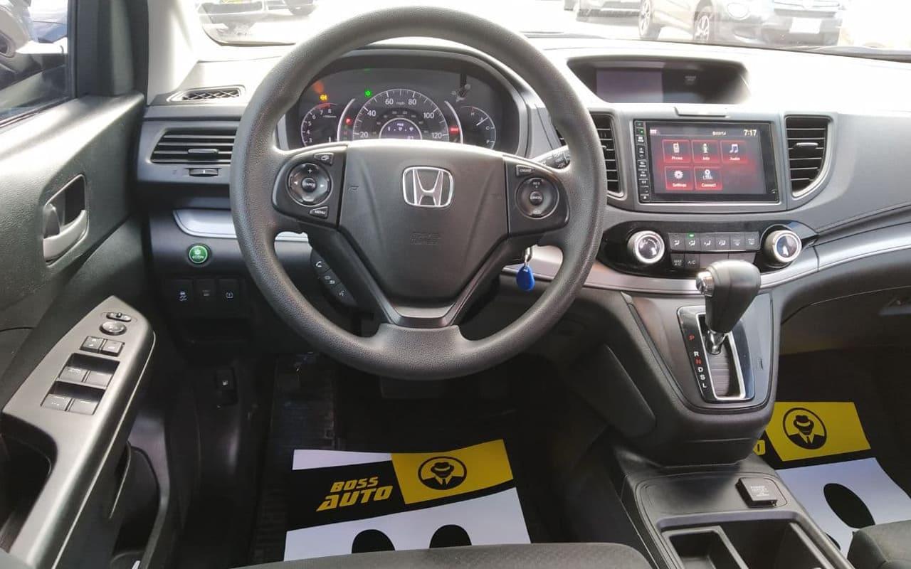 Honda CR-V Lx 2015 фото №19
