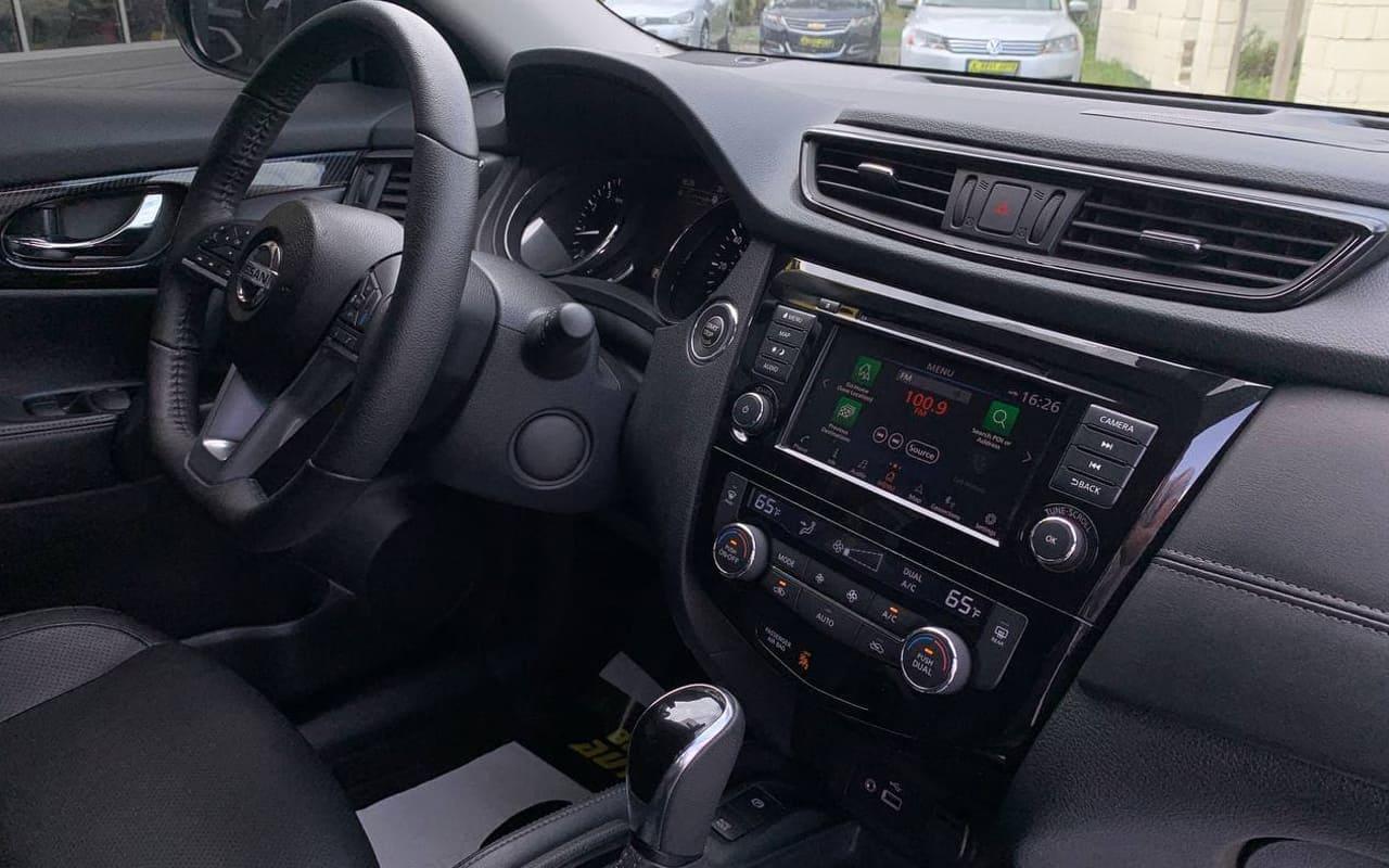 Nissan Rogue SL AWD 2019 фото №18