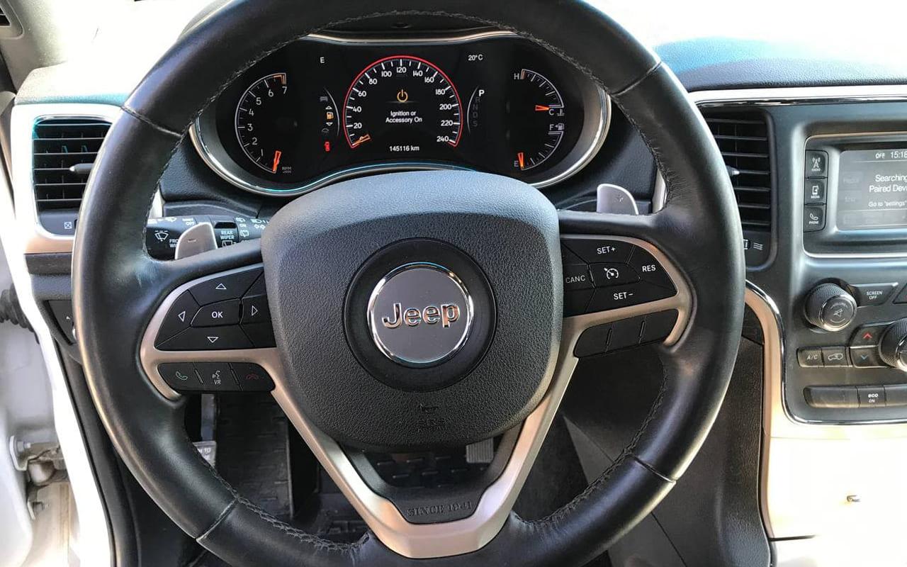 Jeep Grand Cherokee Laredo 2015 фото №12