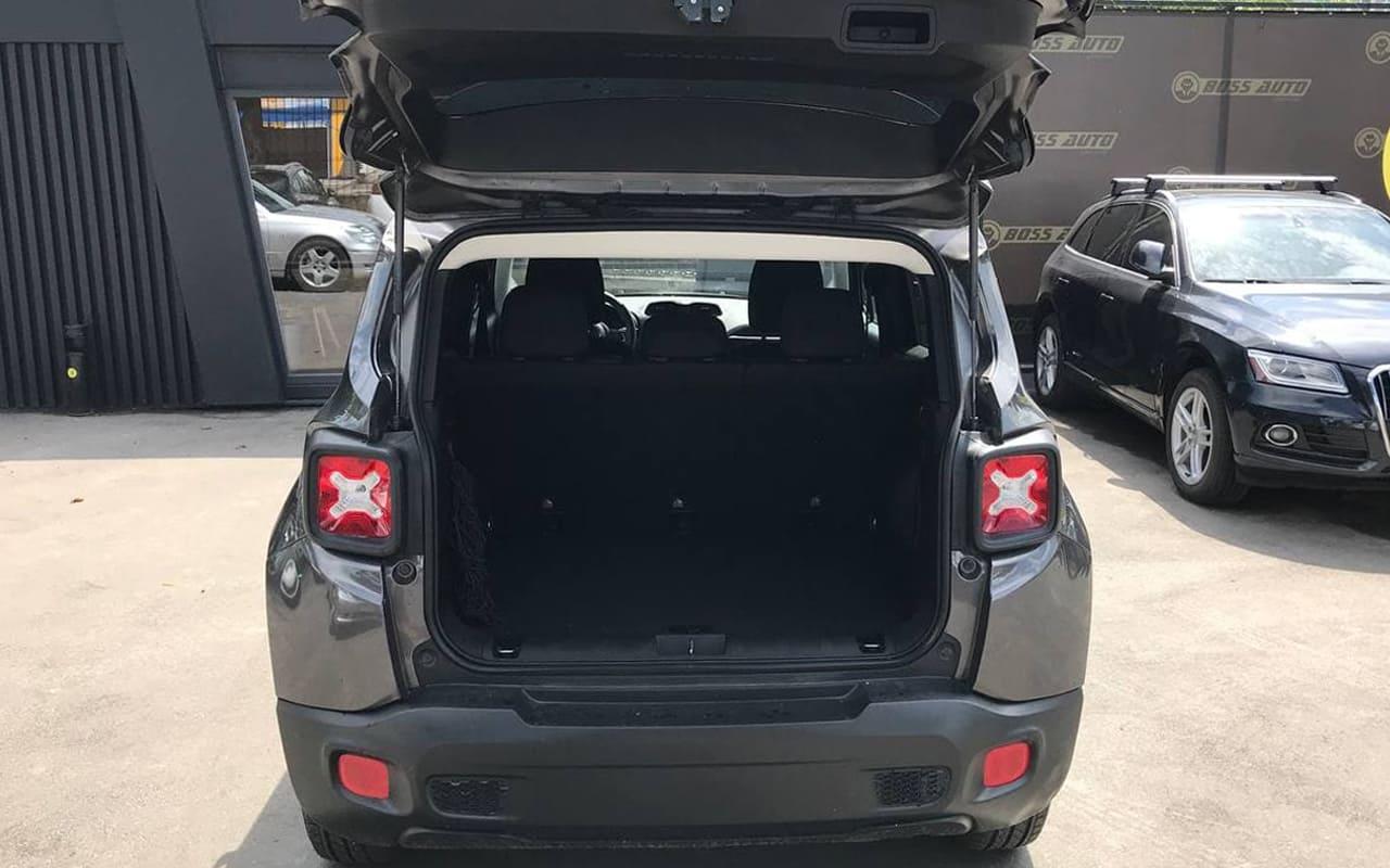 Jeep Renegade Sport 2017 фото №20