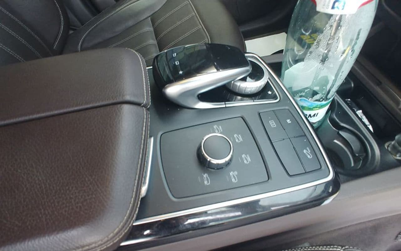 Mercedes-Benz GLE 350 4Matic 2016 фото №14