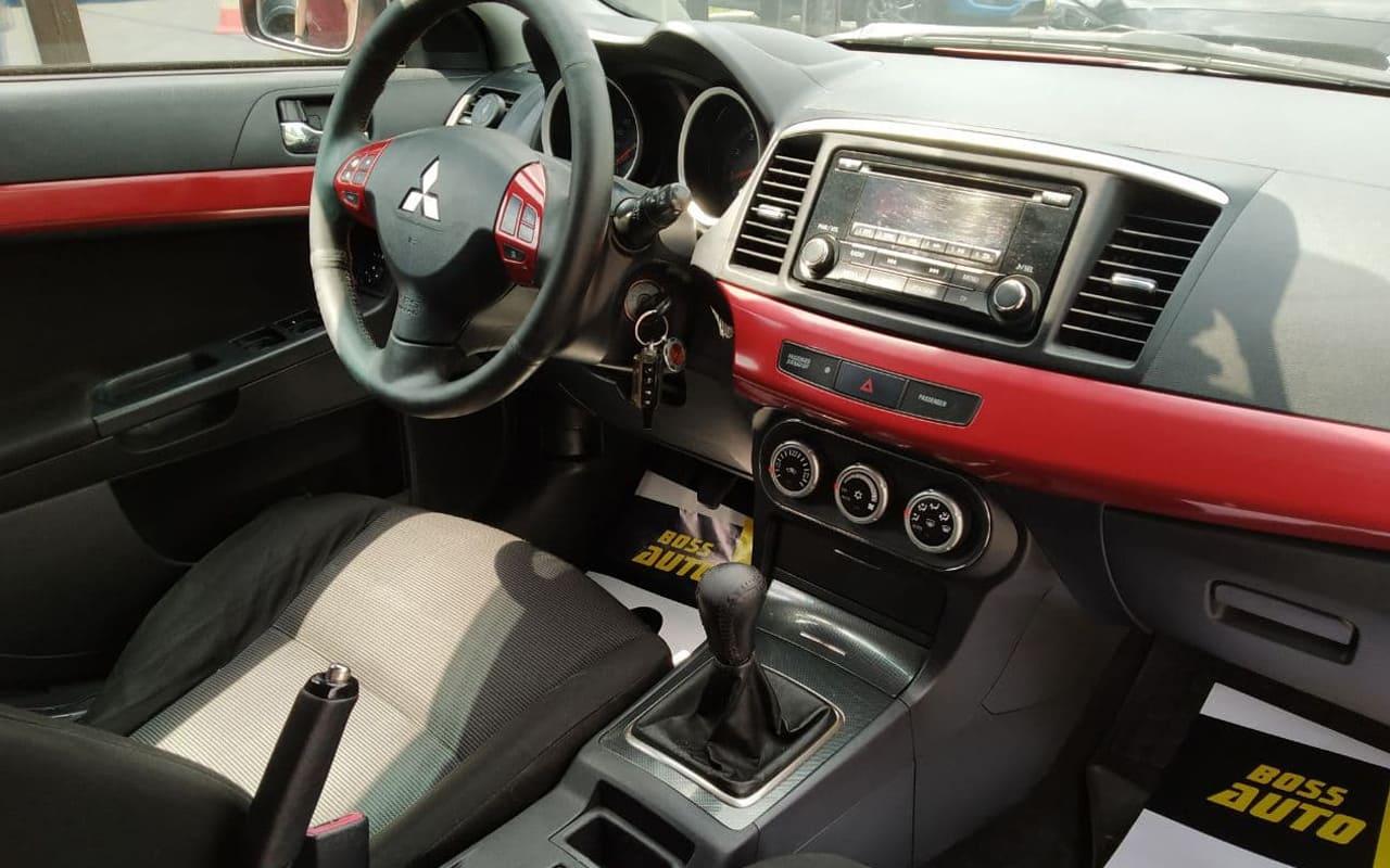 Mitsubishi Lancer 2008 фото №17