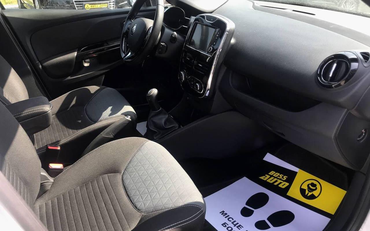 Renault Clio 2014 фото №12