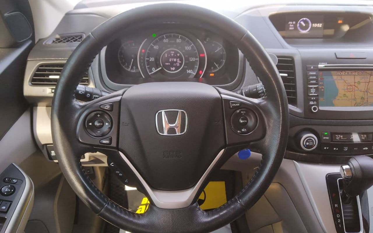 Honda CR-V 2014 фото №16