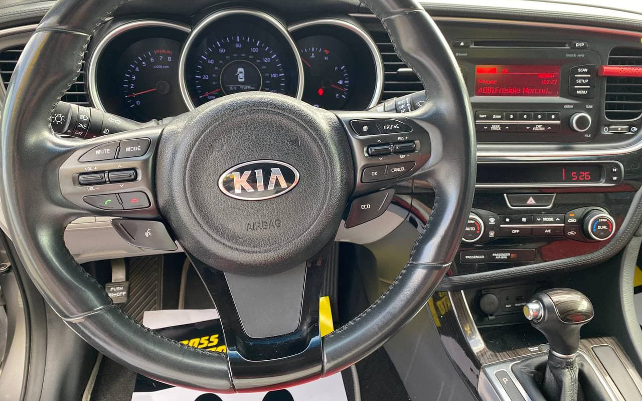 Kia Optima 2015 фото №14