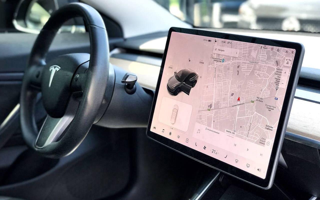 Tesla Model 3 2018 фото №10