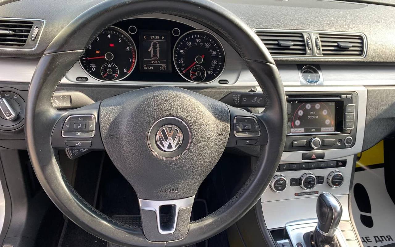 Volkswagen CC 2013 фото №13