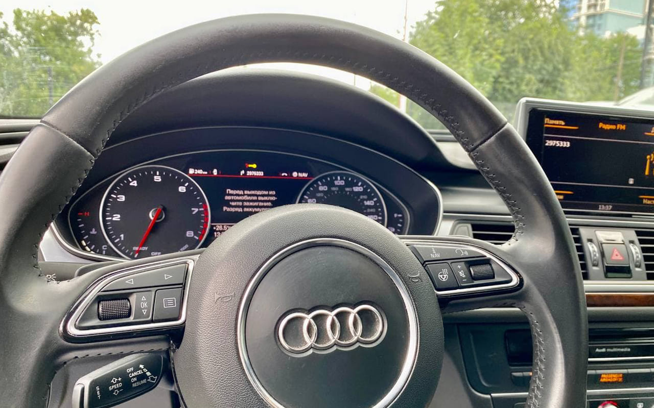 Audi A6 Premium Plus 2016 фото №16